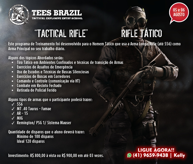 Rifle Tático